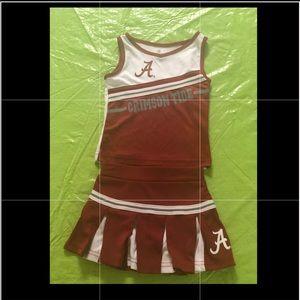 Colosseum Other - Alabama Cheerleading Set 2T
